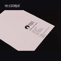 90 г безупречное качество 24lb принтера, канцелярские бумаги 8,5 дюймов * 11 дюймов 100% хлопок с водяными знаками CYT003