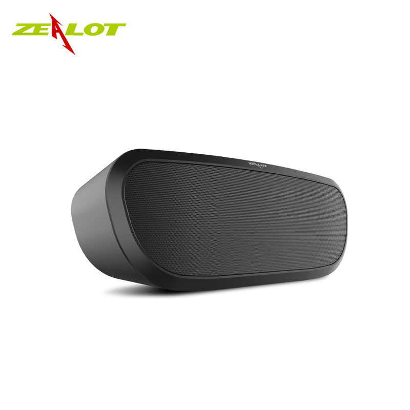 Zealot Wireless Bluetooth Speaker Portable Stereo Loudspeaker Mini Super Bass Subwoofer Handsfree Call TF Music Play for iphone