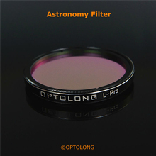 OPTOLONG L-Pro Broadband Astronomical Telescope Eyepiece Filter Cut Light Pollution Planetary Photography 1.25inch 2inch