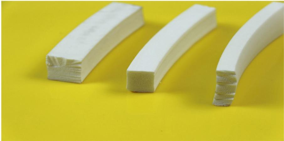 Fenster Hardware Heimwerker 3 Meter Silikon Schaum Band Schwamm Bar Dichtung Streifen Platz 3mm-20mm X 20mm Dicht 3mm üBereinstimmung In Farbe