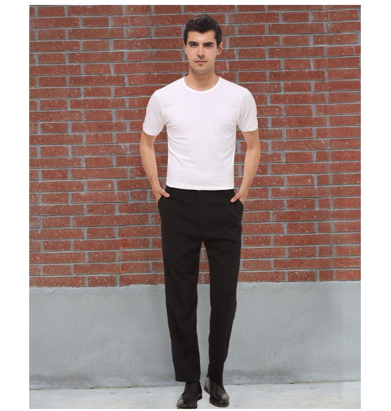 nero pantaloni uniformi-acquista a poco prezzo nero pantaloni ... - Pantaloni Da Cucina