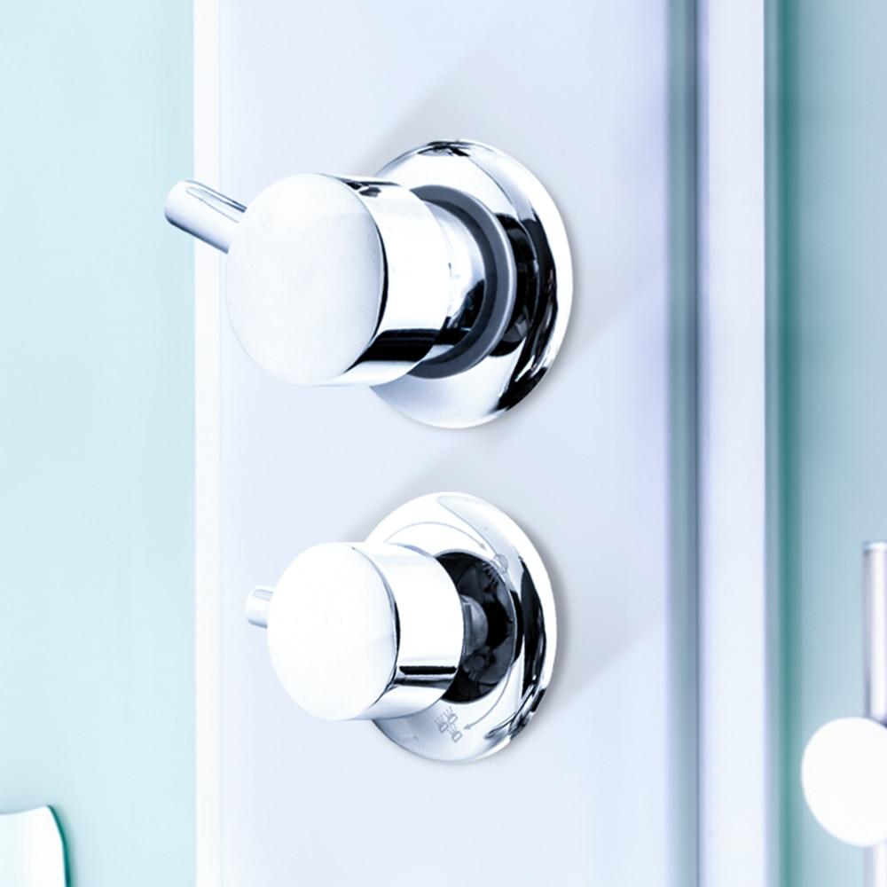 2/3/4/5 Output Hole Distance 10cm/ 12.5cm Brass Shower Room Faucet  Bathroom Intubation Mixer Diverter For Shower Cabin Mixer2/3/4/5 Output Hole Distance 10cm/ 12.5cm Brass Shower Room Faucet  Bathroom Intubation Mixer Diverter For Shower Cabin Mixer