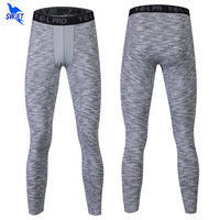 Mens PRO Compression Running Pants Quick Dry Sporting Trousers MMA High Elastic Tights Long Joggers Skinny Gym Fitness Leggings