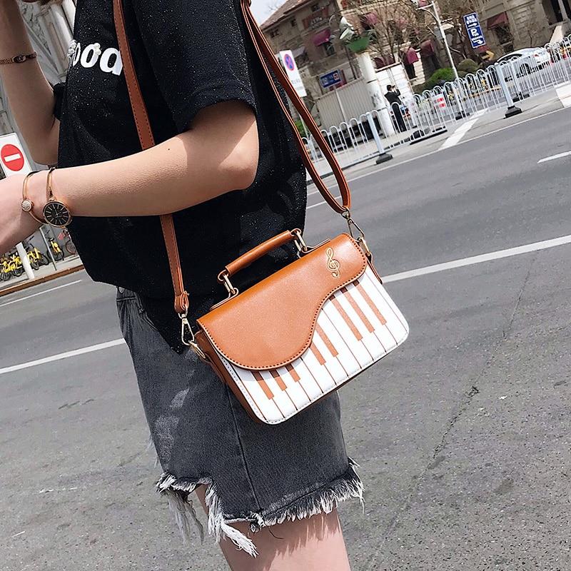 Piano New Fashion Women Shoulder Bag 3