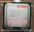 Оригинальный Intel Core 2 Duo E7600 Процессор 3.06 ГГц/3 М/1066 МГц Настольных LGA775 CPU (работа 100% Бесплатная Доставка)