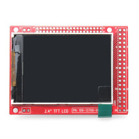 High Quality Original Tech 2 4 Inch LCD Display Screen Module For DSO138 Oscilloscope