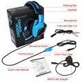Sades sa-920 5 en 1 stereo gaming headset auriculares con micrófono para el ordenador portátil/ps4/xbox 360/pc/celular gamer
