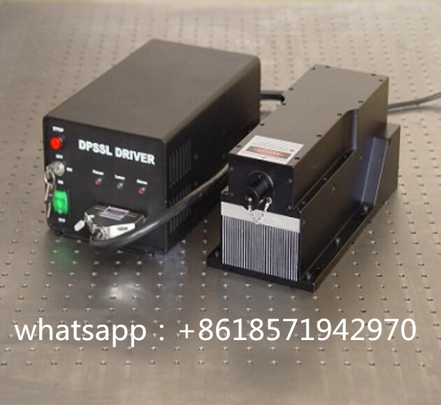 Good price 13W 1910nm DPSS Infrared laser for Ho:YAG laser pumping with high quality ...