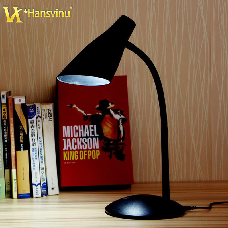 Aliexpress Buy New Flexible LED Desk Lamp Children Eye Protection LED Reading Light Table Lamp for Living Room Bedroom Study Reading from Reliable