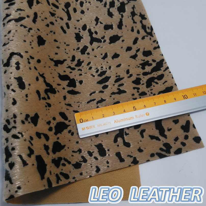 1 sztuk 21X29 CM imitacja skóra bydlęca tkaniny futro skóra dla DIY akcesoria 7S48A