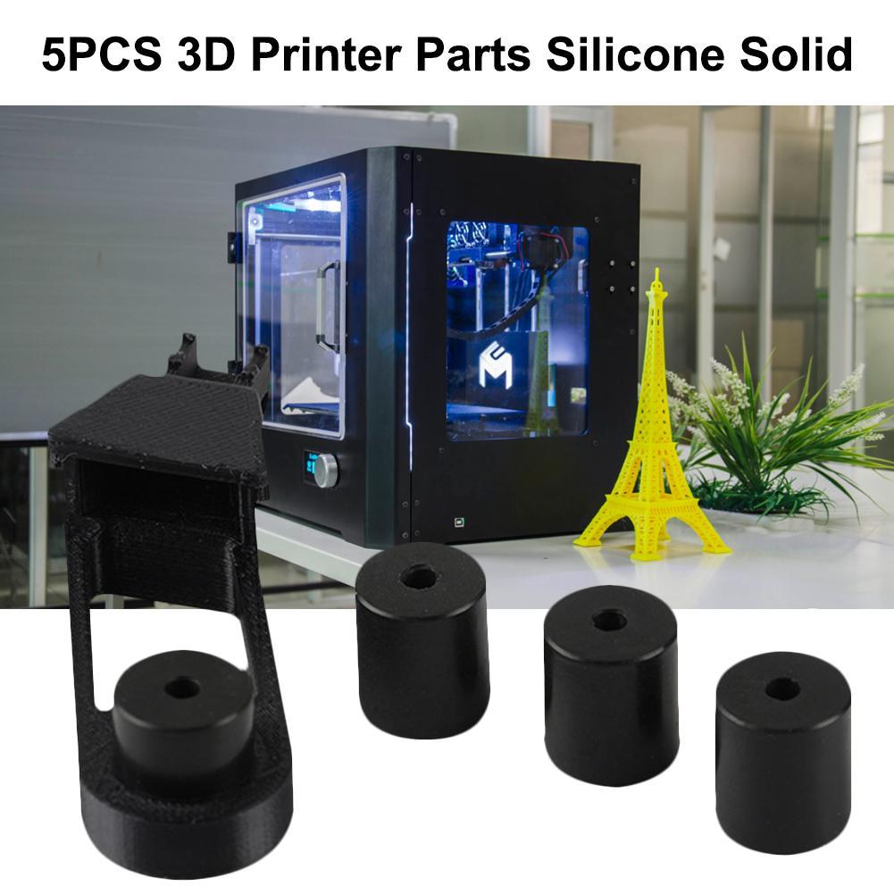 4PCS Hot Bed Leveling ColumnSolid Spacer Platform Leveler for Ender 3 3D Printer