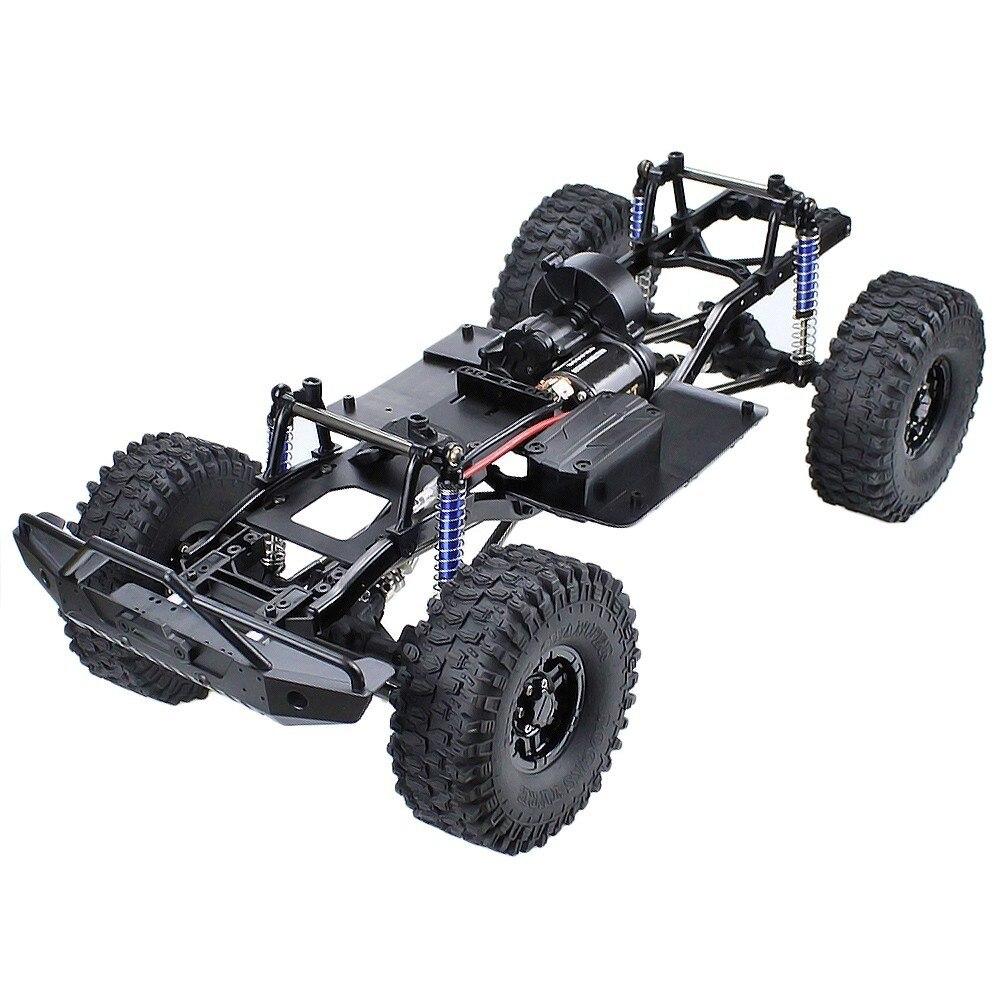 313mm//12.3 pouces empattement Châssis pour 1//10 RC crawler SCX10 II 90046 90047 P