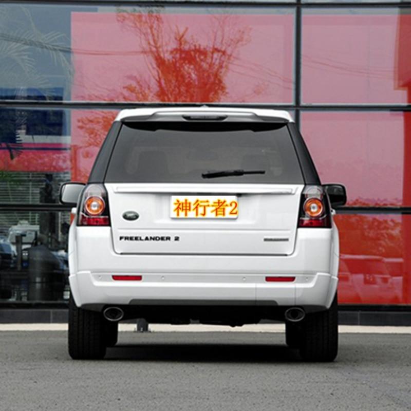 Unpaint Rear Tail Wing Roof Spoiler Primer For Land Rover Freelander 2 2011-2015