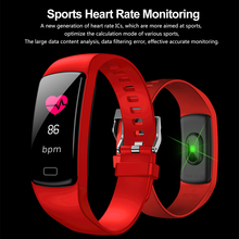 LIGE New Smart Bracelet Men Fitness Tracker Pedometer Sport Watch Women Heart Rate Blood Pressure Monitor For Android IOS phone недорого