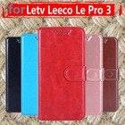 For Leeco Le Pro 3 Ai Edition Case Flip Cover PU Leather Phone Case For Letv Leeco Le Pro 3 Ai Edition X651 X650 Le Pro3 Case