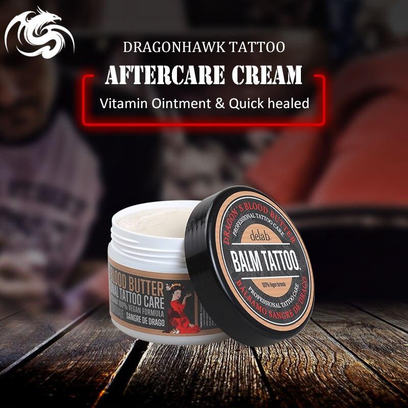 Professionnel De Tatouage Postcure Crème Soins Vitamine Pommade Pour Le Corps De Tatouage Art Maquillage Permanent De Tatouage Fournitures