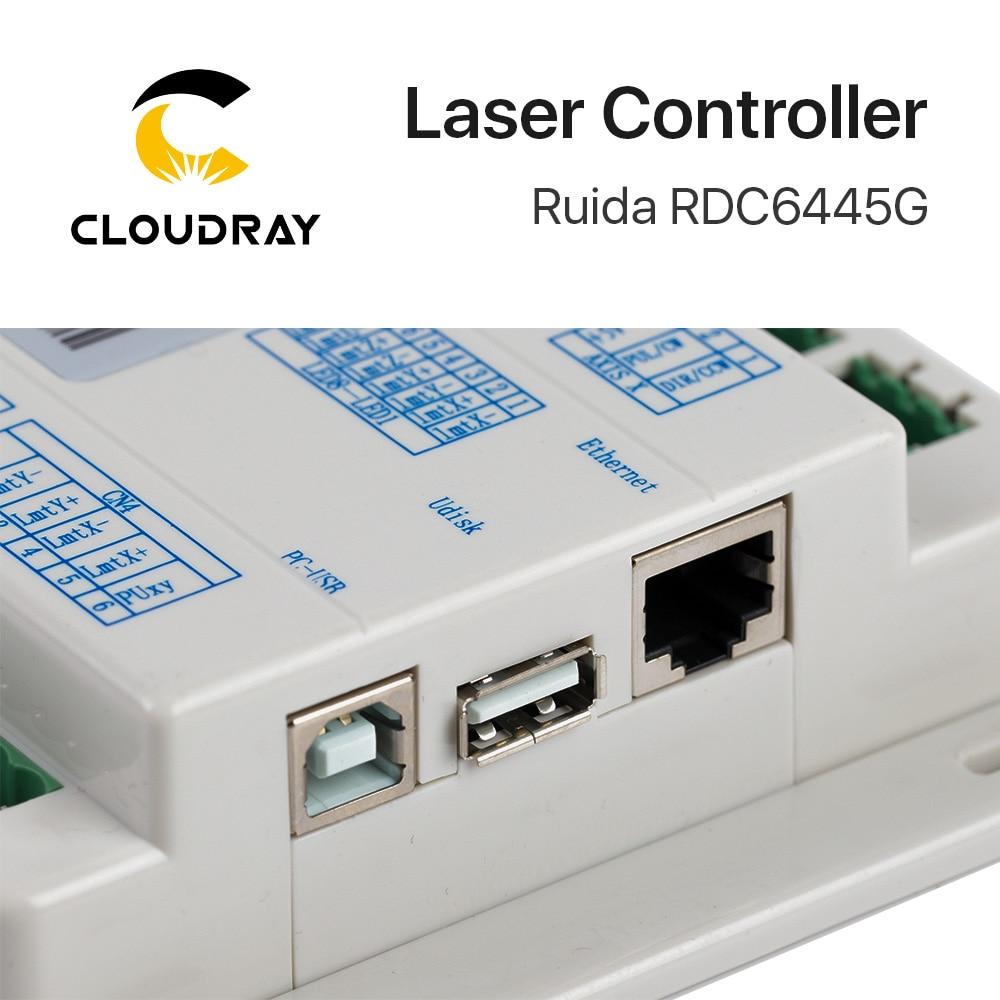 Ruida RDC6445 RDC6445G Controlador para Co2 Láser Grabado Máquina - Piezas para maquinas de carpinteria - foto 3