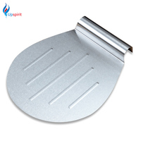 New 1Pcs Cake Baking Tools Stainless Steel Cake Shovel Transfer Cake Tray Moving Plate Bread Pizza Cake Lifter
