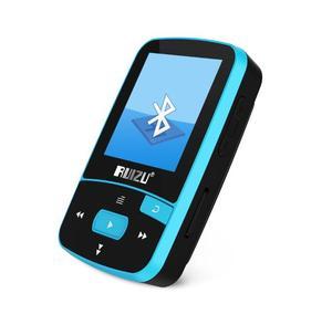 Image 3 - מקורי RUIZU X50 ספורט Bluetooth MP4 נגן 8GB קליפ מיני מוסיקה MP4with מסך תמיכת FM, הקלטה, ספר אלקטרוני, שעון, מד צעדים