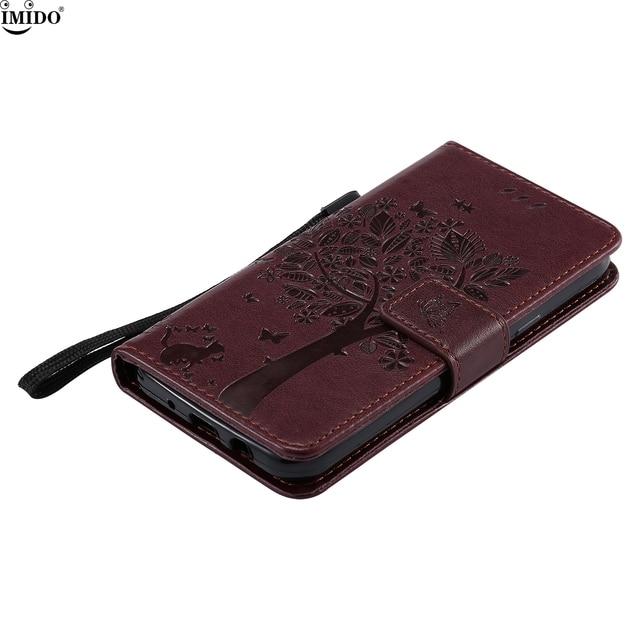 promo code 38963 ae7e4 US $4.73 5% OFF Flip Case For Galaxy J727s SM J727AZ Cover Leather Case For  SamSung SM j727p Bag Galaxy SM J727A Case box 5.5