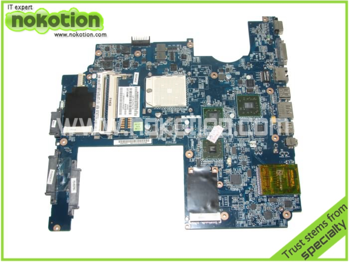 NOKOTIO 506122-001 LA-4092P laptop motherboard for HP PAVILION DV7-1000 216-0707011 DDR3 Mainboard high quality laptop motherboard fit for hp pavilion dv7 4000 dv7 4100 laptop motherboard 615688 001 100