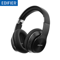 Edifier W820BT Bluetooth Headphones Foldable Wireless Headphone with 80 Hour Long Battery Life