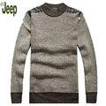 AFS JEEP 2016 A nova venda quente! nova marca engrosse camisolas com padrões de personalidade dos homens; moda e casual blusas 42