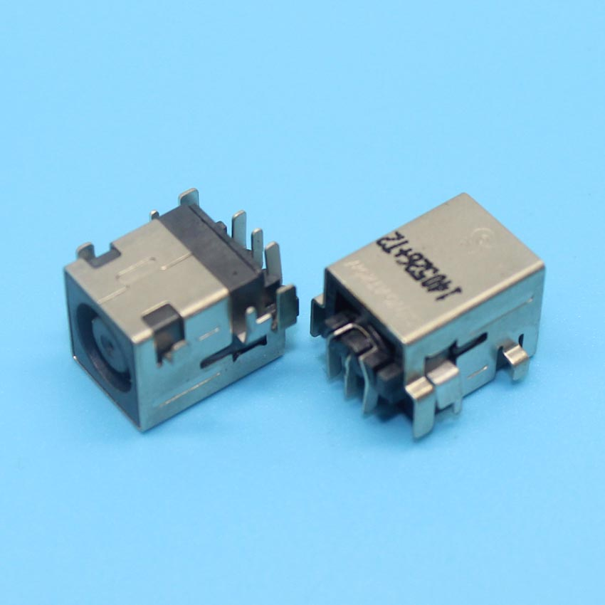 YuXi DC Jack Connector For HP 2530P 2540P 2710P 2730P 2740P 2760P DELL Inspiron 15R N5010 M5010 M5110 DC JACK hp 2530 8