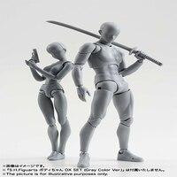 Оригинальный он она ферритовый Figma подвижные тела СВЧ Feminino Кун тела Чан из ПВХ, движущаяся фигурка, Коллекционная модель, игрушка для мальчи...