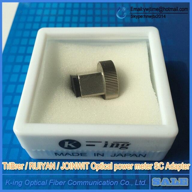 Tribrer / RUIYAN / JOINWIT Optical Power Meter SC Adapter