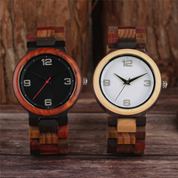 Reloj masculino madera color 1