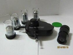 N-800M mikroskop zestaw kontrast fazowy zestaw
