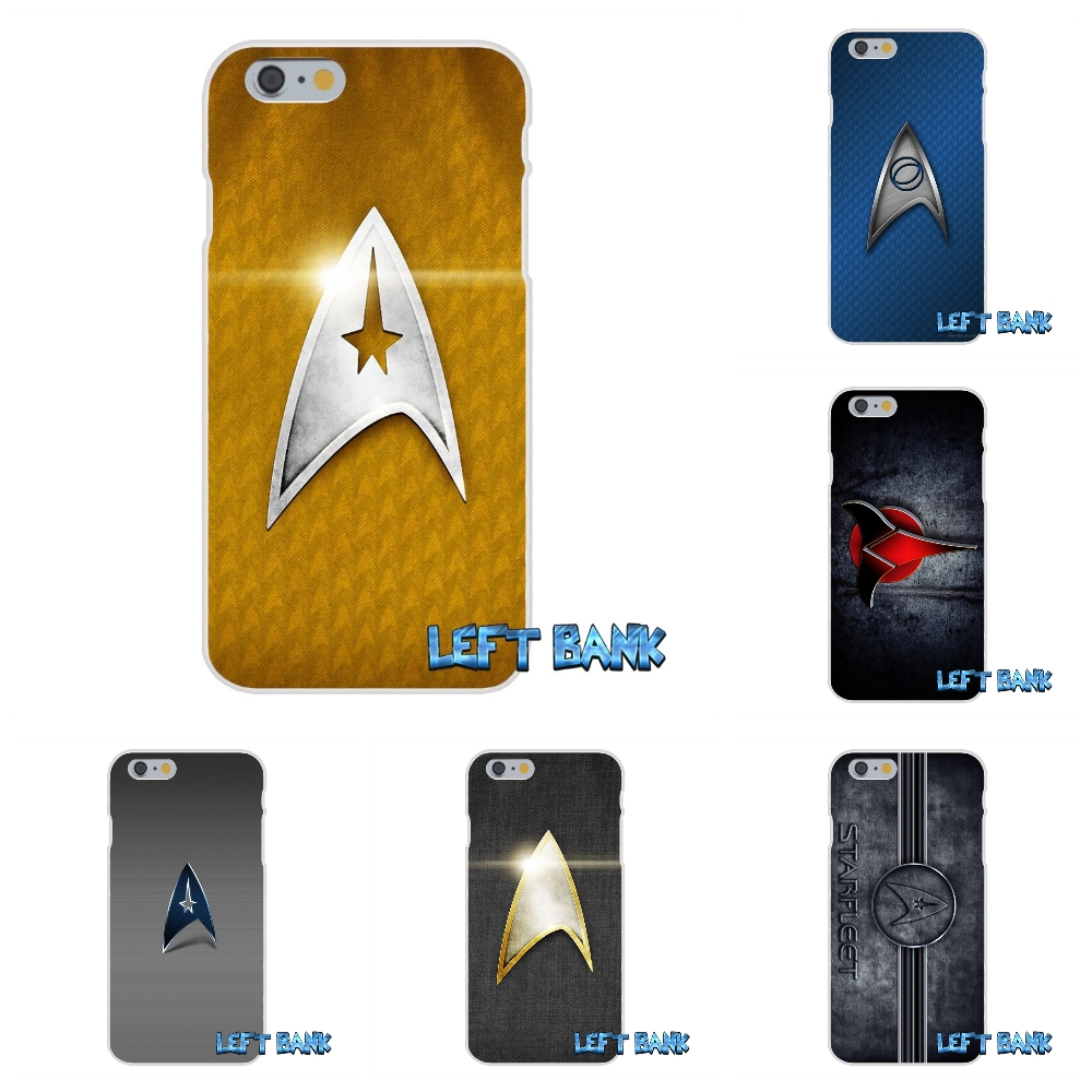 Star trek star logo  Silicon Soft Phone Case For Huawei G7 G8 P8 P9 Lite Honor 5X 5C 6X Mate 7 8 9 Y3 Y5 Y6 II