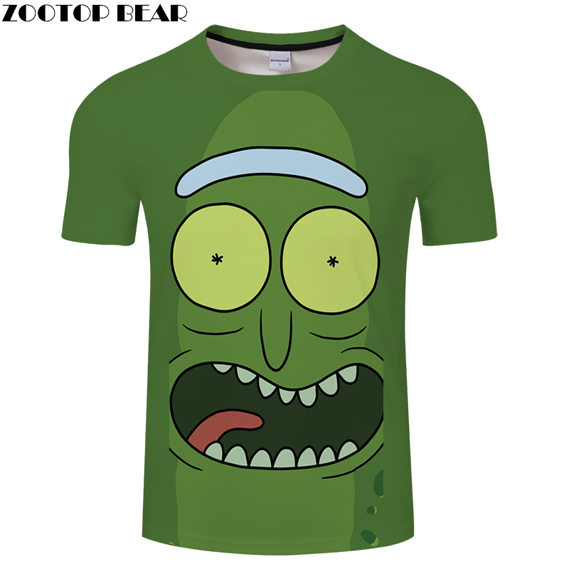 God Stole Father Minions 3D Printed Men T shirt, Summer Men Women Rick Morty 3D T-shirt,Take You Into Anime,Lover Style T shirts