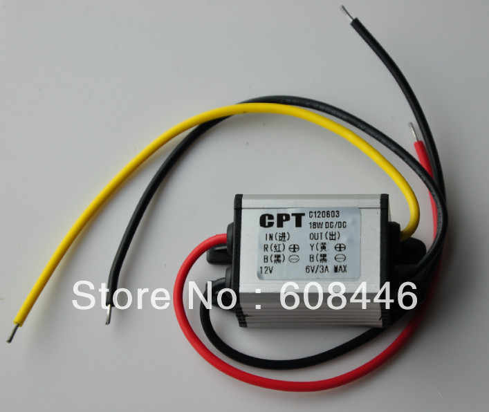 Car Charger Converter 12V To 9V 2A 18W DC To DC Buck  Step Down Module UK