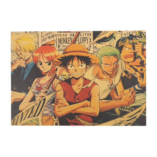 One Piece Poster 51.5X36cm