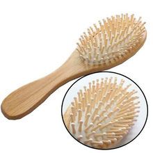 High Quality Hair Massage Bamboo Brushes