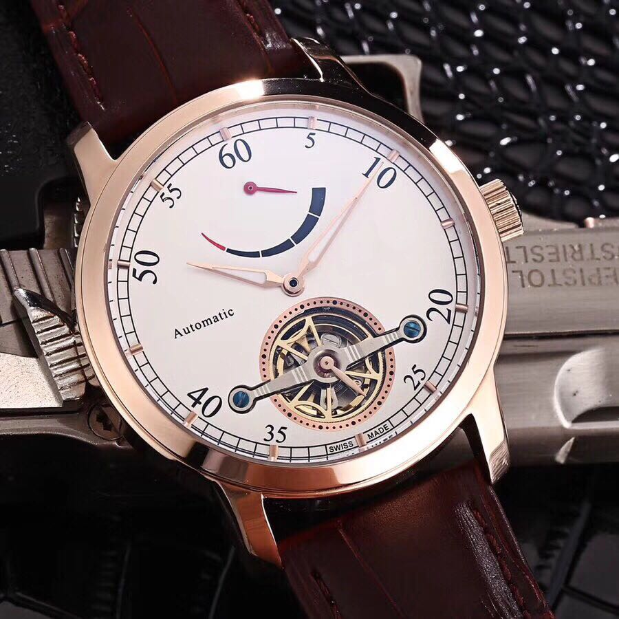 Mens Watches Top Brand Runway Luxury European Design Automatic Mechanical Watch S0953 цена и фото