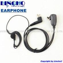 GP2000 GP308 GP68 GP88S durable PTT button ham radio walkie talkie earphone,earhook M-type