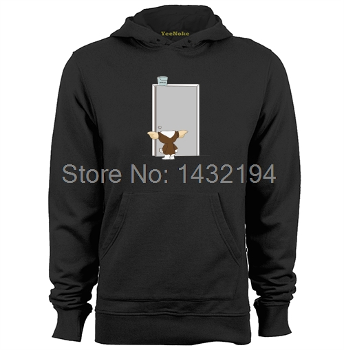 Gremlins Mogwai Water Door Trap Mens & Womens Design Hoodies Sweatshirts