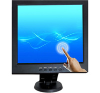 2015 newest desktop touch monitor 10.4 inch touch screen LCD monitor for ATM and POS