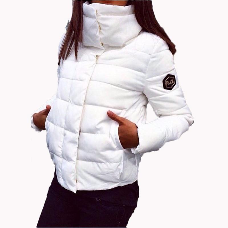 Parkas for woman 2017 NEW Women Coat  Fashion Autumn Winter Female Down Jacket Women Parkas Casual Jackets Parka plus size