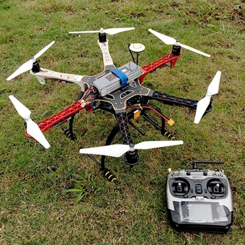 S550 Drone aerial suit six – axis multi – axis remote control aerial flight Six – axis multi – axis remote control aerial flight