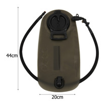 Durable Elite Edition Nontoxic TPU 2/2.5/3L Outdoor Camel Water Backpack free shipping