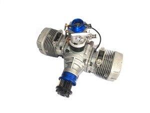 Image 3 - NGH 70CC 2 Stroke 2 Cylinder Gasoline / Petrol Engine GTT70 for RC Airplane