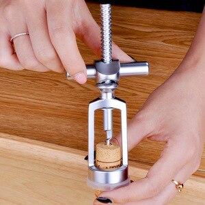 Image 2 - QuickDone profesjonalny otwieracz do wina i kapsli ze stopu cynku wina szampana śruba otwieracz do wina AKC5295