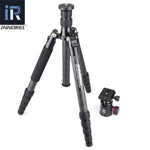 Image 3 - INNOREL RT55C Berufs Carbon Stativ Reise Kompakte Kamera Stativ Video Einbeinstativ mit Ball Kopf & Quick Release Platte