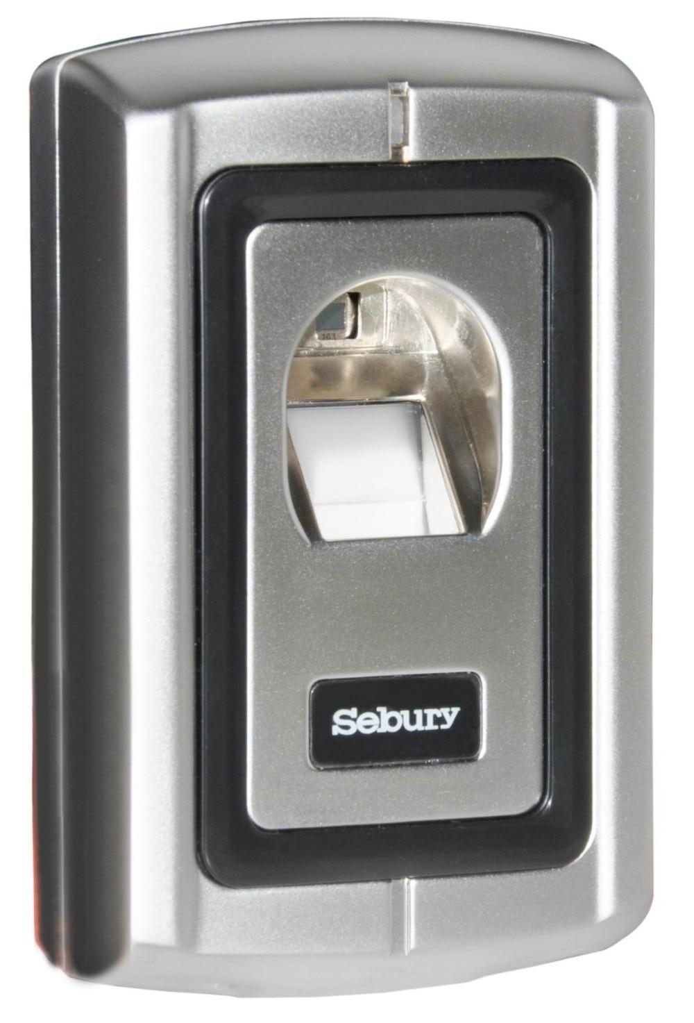 F007 Metal Case Anti-Vandal Biometric Fingerprint Access Control Reader