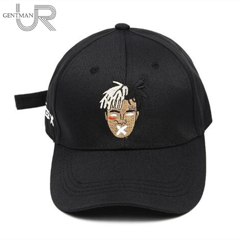 Dropshipping Singer Rip xxxtentacion Cap Dreadlocks Snapback Cap For Men Women Hip Hop Dad Hat Cotton Baseball Cap Bone Garros vitaly ring