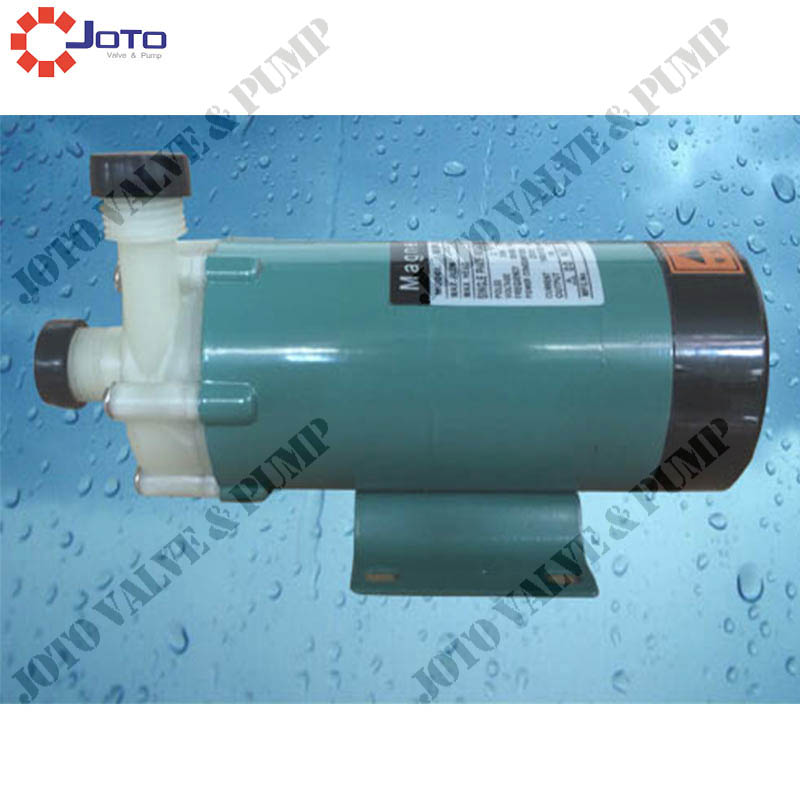 High Head MP-30RZM Interface Thread 13mm Acid Magnetic Drived Pump Food Grade Water Pump food grade high temperature resisting 140 degree beer magnetic drive pump